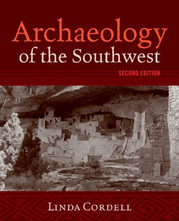 Archaeology of the Southwest, Second Edition book cover