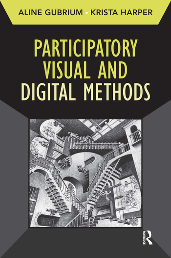 Participatory Visual and Digital Methods book cover