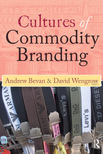 Cultures of Commodity Branding book cover