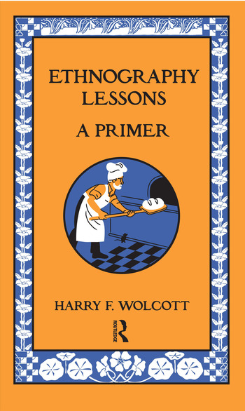 Ethnography Lessons A Primer book cover