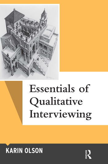 Essentials of Qualitative Interviewing book cover