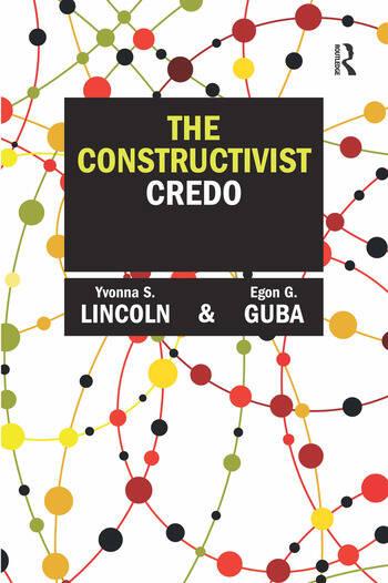 The Constructivist Credo book cover