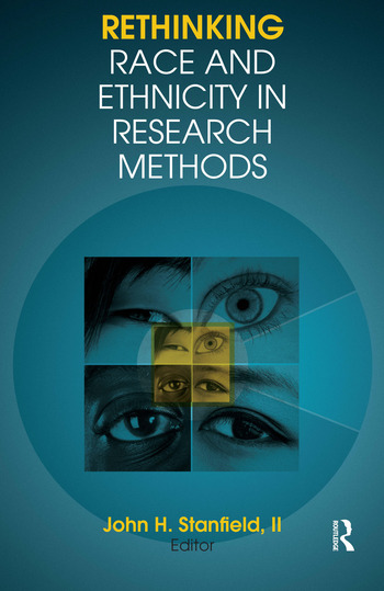 Rethinking Race and Ethnicity in Research Methods book cover