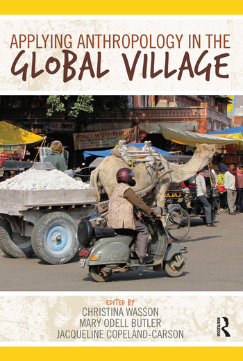 Applying Anthropology in the Global Village book cover