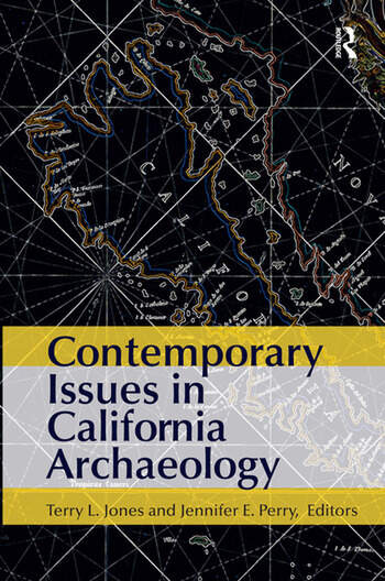 Contemporary Issues in California Archaeology book cover
