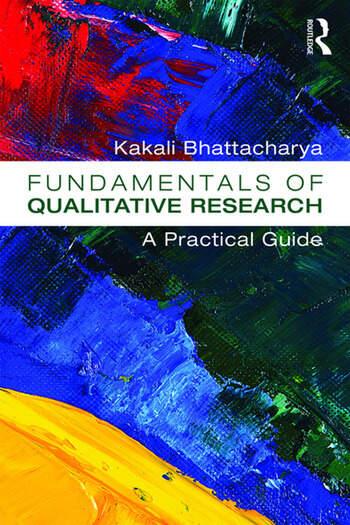 Fundamentals of Qualitative Research A Practical Guide book cover