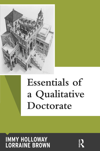 Essentials of a Qualitative Doctorate book cover