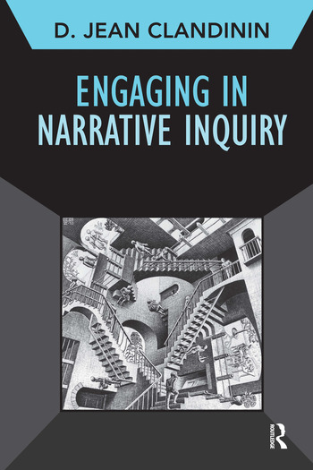 Engaging in Narrative Inquiry book cover
