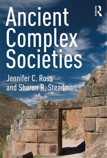 Ancient Complex Societies book cover