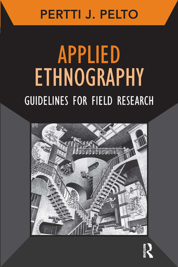 Applied Ethnography Guidelines for Field Research book cover