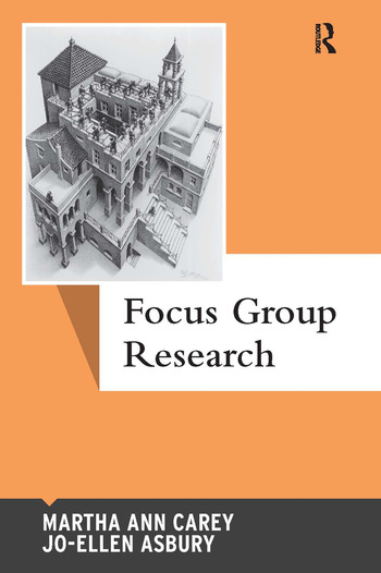 Focus Group Research book cover
