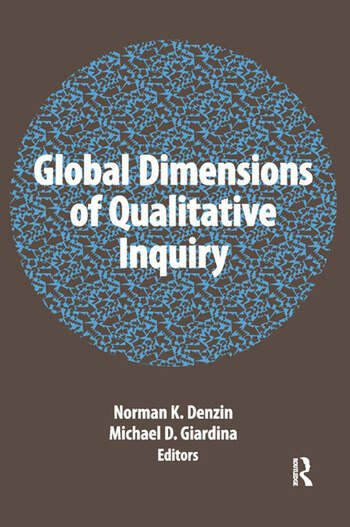Global Dimensions of Qualitative Inquiry book cover