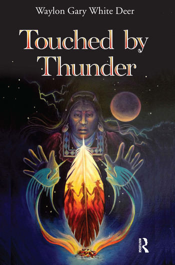 Touched by Thunder book cover