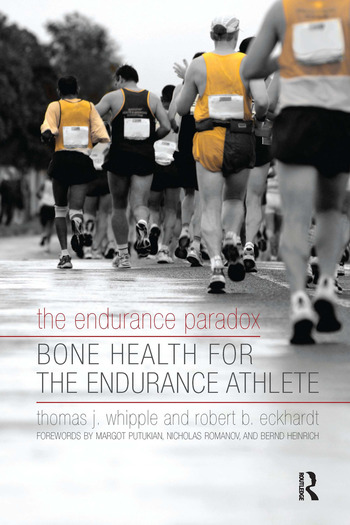 The Endurance Paradox Bone Health for the Endurance Athlete book cover