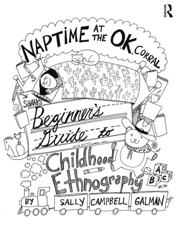 Naptime at the O.K. Corral Shane's Beginner's Guide to Childhood Ethnography book cover
