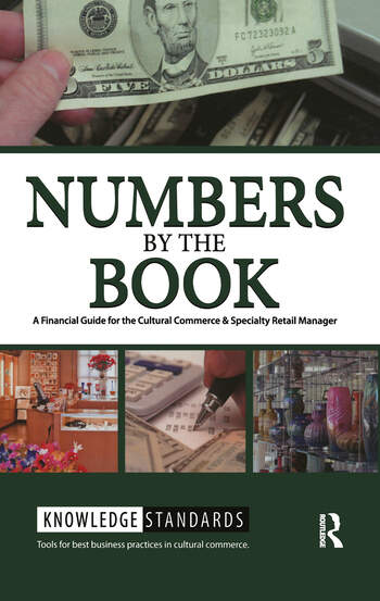 Numbers by the Book A Financial Guide for the Cultural Commerce & Specialty Retail Manager book cover