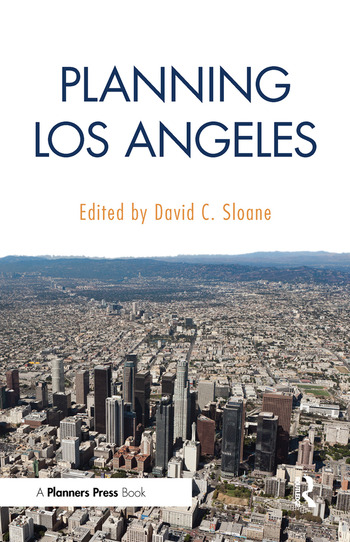 Planning Los Angeles book cover