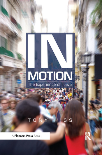 In Motion The Experience of Travel book cover