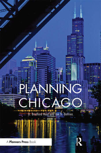 Planning Chicago book cover