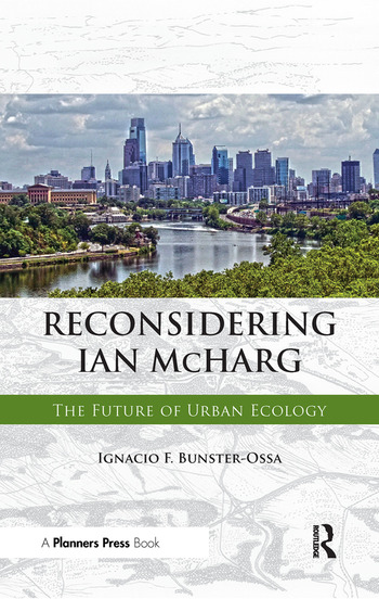 Reconsidering Ian McHarg book cover