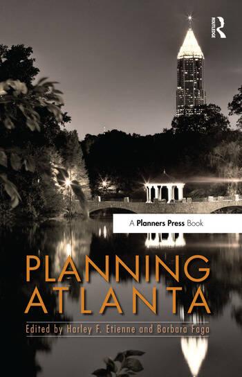 Planning Atlanta book cover