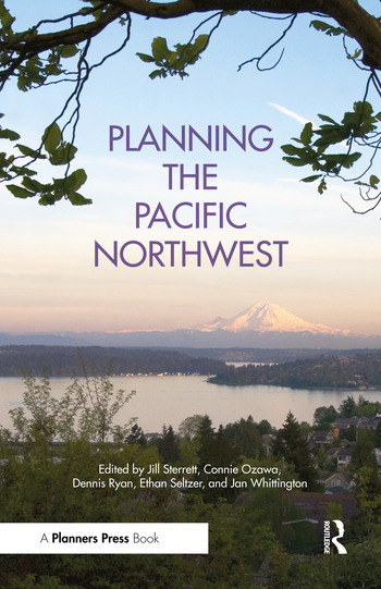 Planning the Pacific Northwest book cover