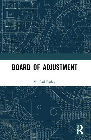 Board of Adjustment book cover