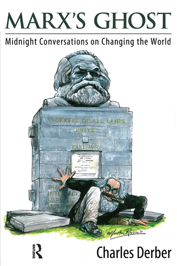 Marx's Ghost Midnight Conversations on Changing the World book cover