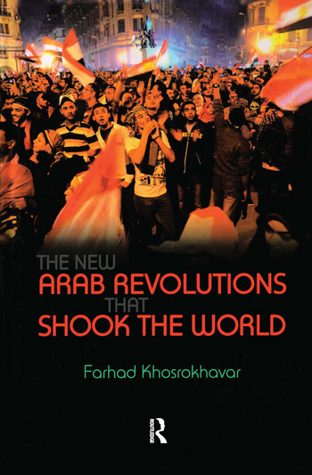 New Arab Revolutions That Shook the World book cover