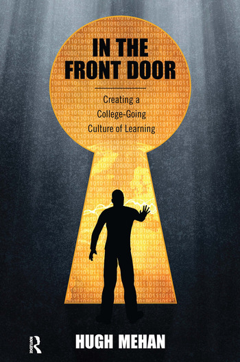 In the Front Door Creating a College-Going Culture of Learning book cover
