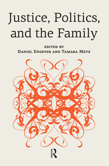 Justice, Politics, and the Family book cover