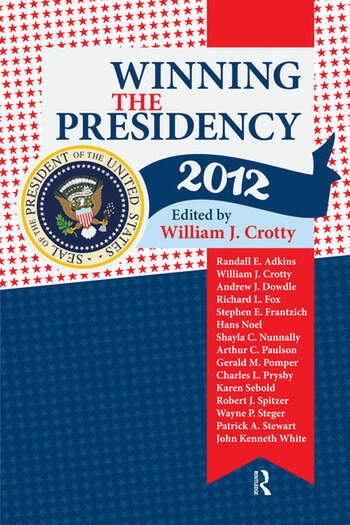 Winning the Presidency 2012 book cover