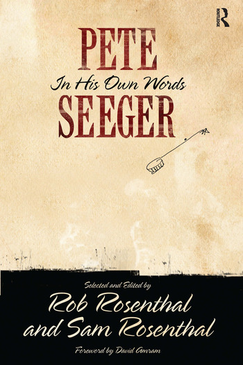 Pete Seeger in His Own Words book cover