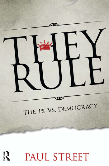 They Rule The 1% vs. Democracy book cover