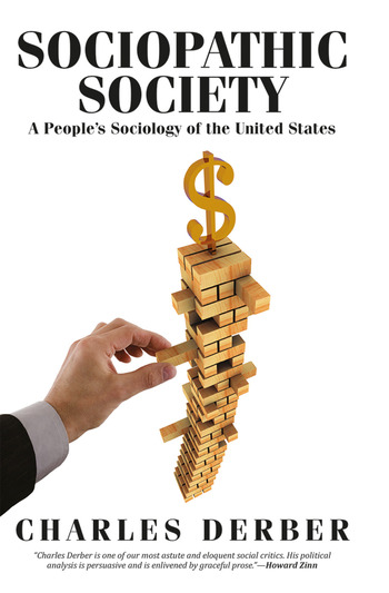 Sociopathic Society A People's Sociology of the United States book cover