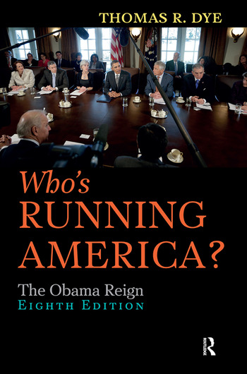 Who's Running America? The Obama Reign book cover