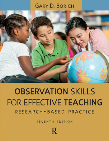 Observation Skills for Effective Teaching Research-Based Practice book cover