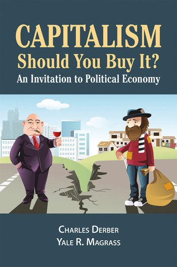 Capitalism: Should You Buy it? An Invitation to Political Economy book cover