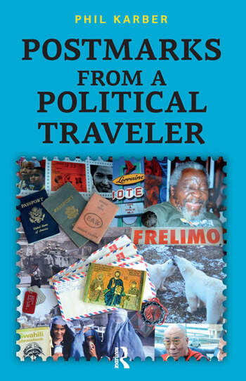 Postmarks from a Political Traveler book cover
