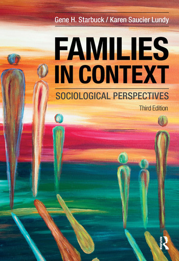 Families in Context Sociological Perspectives book cover