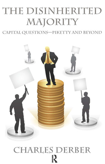 Disinherited Majority Capital Questions-Piketty and Beyond book cover