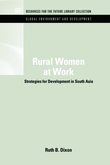 RFF Global Environment and Development Set book cover