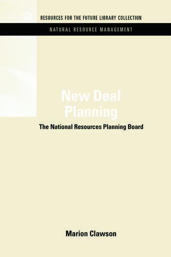 RFF Natural Resource Management Set book cover