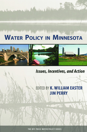 Water Policy in Minnesota Issues, Incentives, and Action book cover