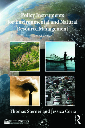 Policy Instruments for Environmental and Natural Resource Management book cover