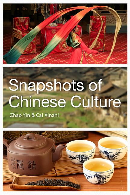 Snapshots of Chinese Culture book cover