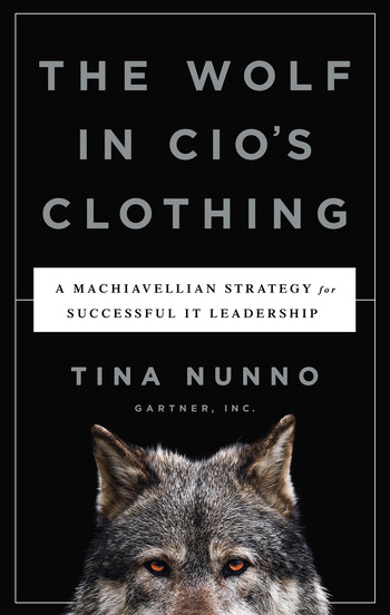 Wolf in Cio's Clothing book cover