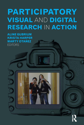 Participatory Visual and Digital Research in Action book cover