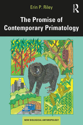 The Promise of Contemporary Primatology book cover