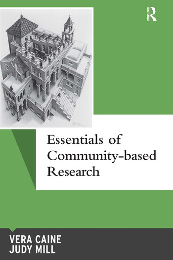 Essentials of Community-based Research book cover